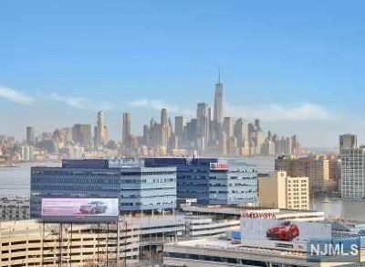Weehawken Condo/Townhouse For Sale: 518-536 Gregory Avenue #A305-306