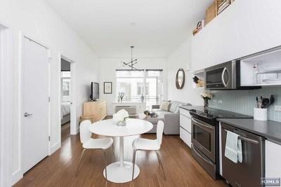 Jersey City Condo/Townhouse For Sale: 217 Newark Avenue #507