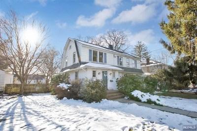 River Edge Single Family Home For Sale: 710 Summit Avenue