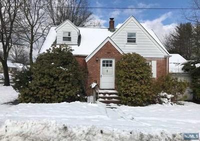 Cresskill Single Family Home For Sale: 211 Lexington Avenue