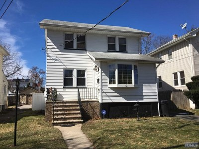 Teaneck Single Family Home For Sale: 300 Beech Street