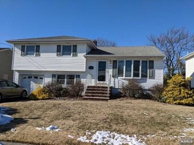 Saddle Brook Single Family Home For Sale: 227 Cambridge Avenue