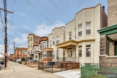 Weehawken Multi Family 2-4 For Sale: 2606 Palisade Avenue