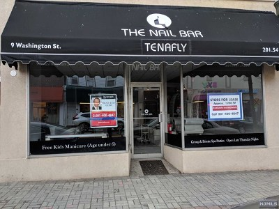 Tenafly Commercial For Sale: 9-15 Washington Street