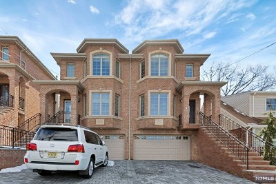 Palisades Park Condo/Townhouse For Sale: 424b 10th Street #B