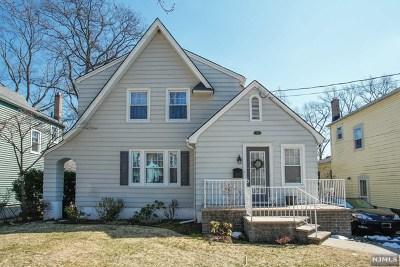 River Edge Single Family Home For Sale: 700 Center Avenue