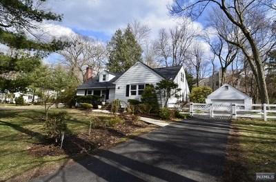 Tenafly Single Family Home For Sale: 108 Prospect Terrace