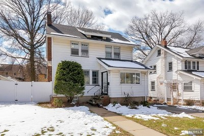 Teaneck Single Family Home For Sale: 260 Van Buren Avenue