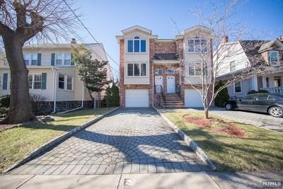 Cliffside Park Condo/Townhouse For Sale: 62 Knox Avenue
