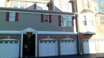 Bergen County Condo/Townhouse For Sale: 53 Birch Street #303