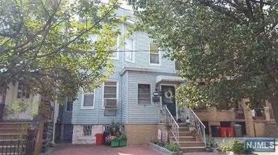 Weehawken Multi Family 2-4 For Sale: 105 Oak Street