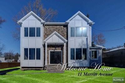 Cresskill Single Family Home For Sale: 11 Merritt Avenue