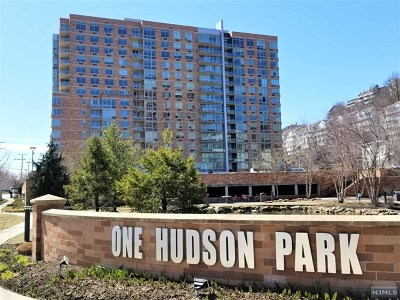 Edgewater Condo/Townhouse For Sale: 615 Hudson Park #615