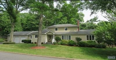 Tenafly Single Family Home For Sale: 84 Edgewood Street