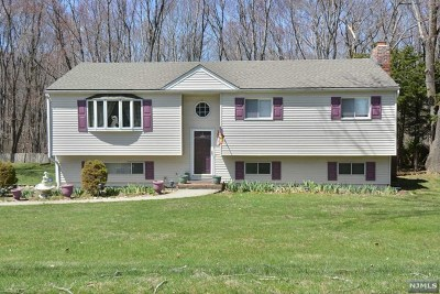Franklin Lakes Single Family Home For Sale: 766 Old Mill Road