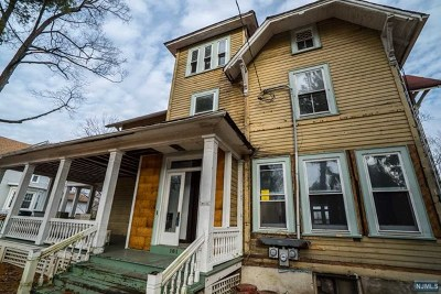 Ridgewood Single Family Home For Sale: 161 Prospect Street