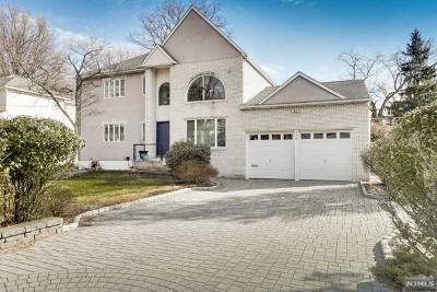 Glen Rock Single Family Home For Sale: 773 Prospect Street