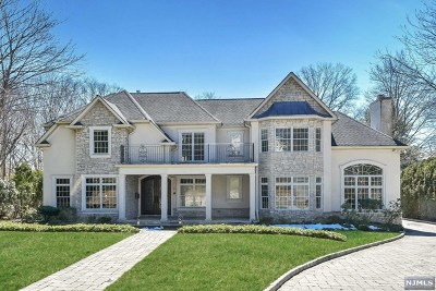 Tenafly Single Family Home For Sale: 32 Norman Place