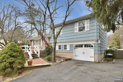 Cresskill Single Family Home For Sale: 67 Pierce Avenue