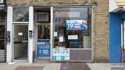 Kearny NJ Commercial For Sale: $1,600