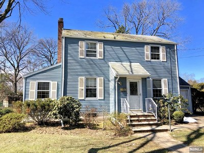 Oradell Single Family Home For Sale: 309 Elm Street