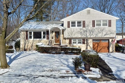 Paramus Single Family Home For Sale: 802 Wynetta Place