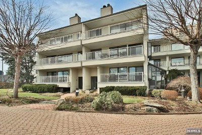Edgewater Condo/Townhouse For Sale: 1225 River Road #14b