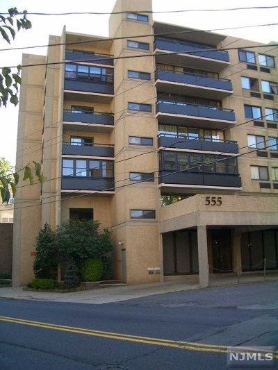 Cliffside Park Condo/Townhouse For Sale: 555 Gorge Road #7i