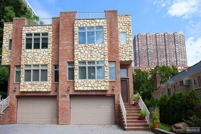 Edgewater Condo/Townhouse For Sale: 31 Leary Lane #A