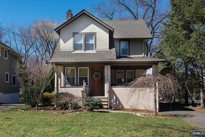 Ridgewood Single Family Home For Sale: 158 Mountain Avenue