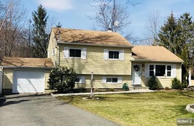 Waldwick Single Family Home For Sale: 55 Lyon Road