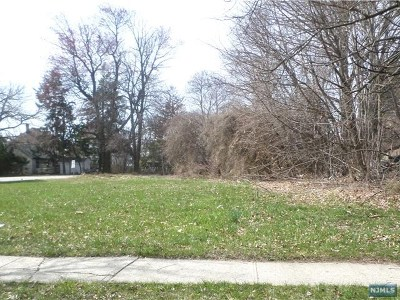 Hackensack Residential Lots & Land For Sale: 7 Fairmount Avenue