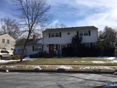 Paramus Single Family Home For Sale: 804 Jersey Place