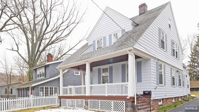 Leonia Single Family Home For Sale: 316 Christie Heights
