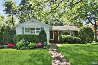 Tenafly Single Family Home For Sale: 17 Mackay Drive