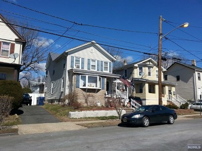 Hackensack Multi Family 2-4 For Sale: 134 Lawrence Street