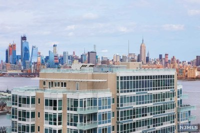 Jersey City Condo/Townhouse For Sale: 1 Shore Lane #2303