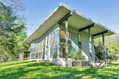 Saddle River Single Family Home For Sale: 267 East Saddle River Road