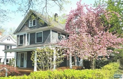 Tenafly Single Family Home For Sale: 75 Highwood Avenue