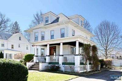 Maywood Single Family Home For Sale: 40 Lenox Avenue