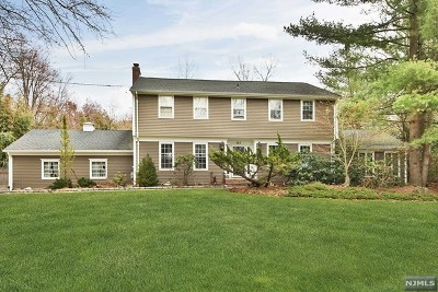 Demarest Single Family Home For Sale: 154 Donnybrook Drive