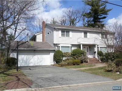 Englewood Cliffs Single Family Home For Sale: 26 Laurie Drive