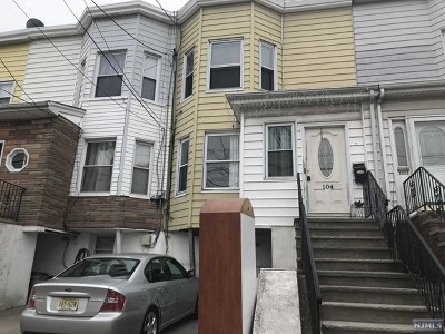 Hudson County Single Family Home For Sale: 104 West 55th Street