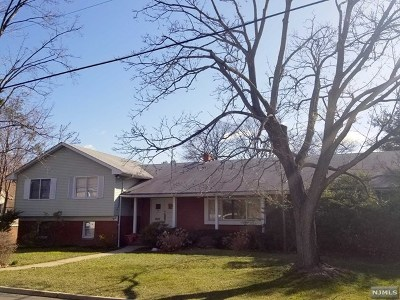 Englewood Cliffs Single Family Home For Sale: 30 Jean Drive