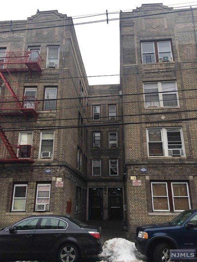 West New York Condo/Townhouse For Sale: 5616 Hudson Avenue #3a