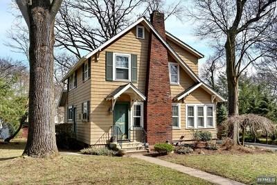Ridgewood Single Family Home For Sale: 503 Summit Street
