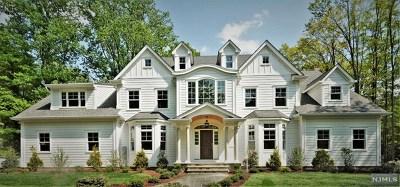 Ho-Ho-Kus Single Family Home For Sale: 755 East Saddle River Road
