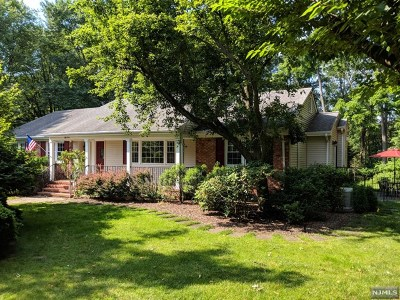 Franklin Lakes Single Family Home For Sale: 53 Pulis Avenue