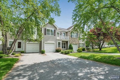 Mahwah Condo/Townhouse For Sale: 463 Green Mountain Road #463