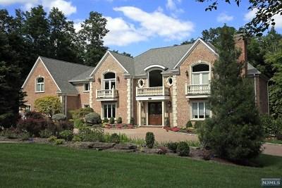 Mahwah Single Family Home For Sale: 115 Seminary Drive